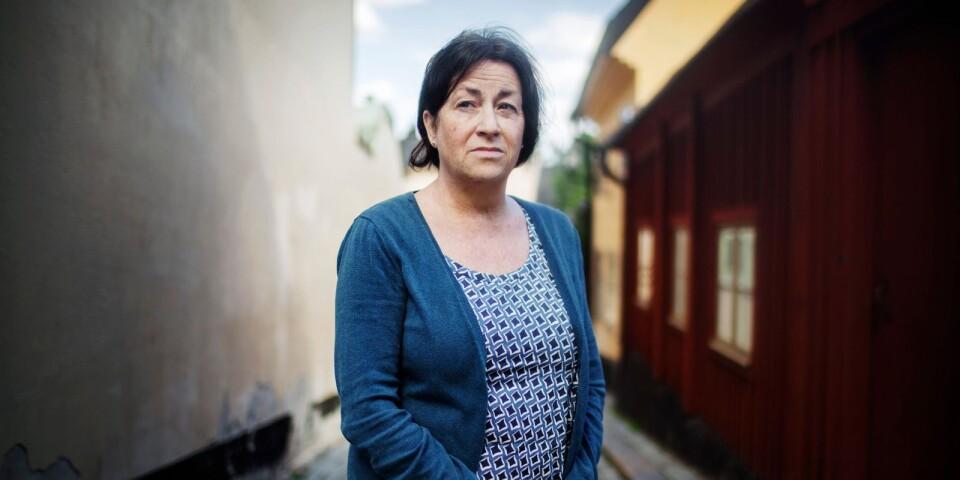 Ann Jäderlund är en av poeterna som ges plats i nya numret av Lyrikvännen.