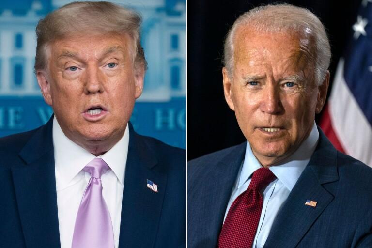 """Marcus Oscarsson: """"En mellanstadielärare bör skälla ut Trump och Biden"""""""