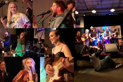 TV: Klubb Undergrunden sessions ska stödja lokala musiker