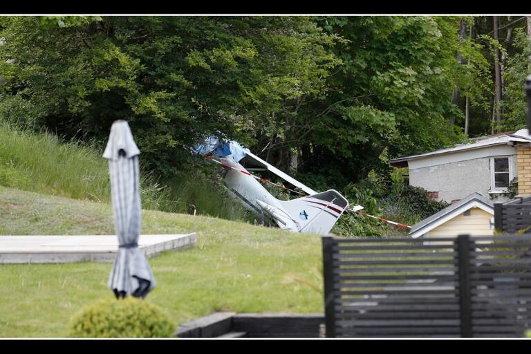 BT:s granskning visar: Olycksplanet förväxlades med akrobatplan
