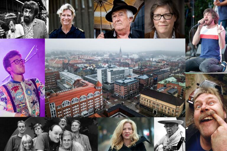"""Så omnämns Borås i kulturen: """"Hur vågar ni kalla Borås en stad?"""""""