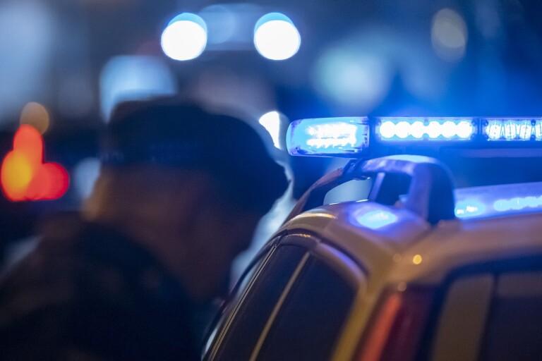 """Intensiv midsommarafton för polisen: """"Har varit fullt upp"""""""