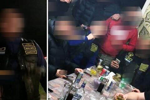 Kriminellt gäng vill ta över narkotikahandeln i Kalmar