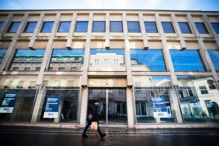 H&M vill ha kvar hyresavtal för Åhlénshuset