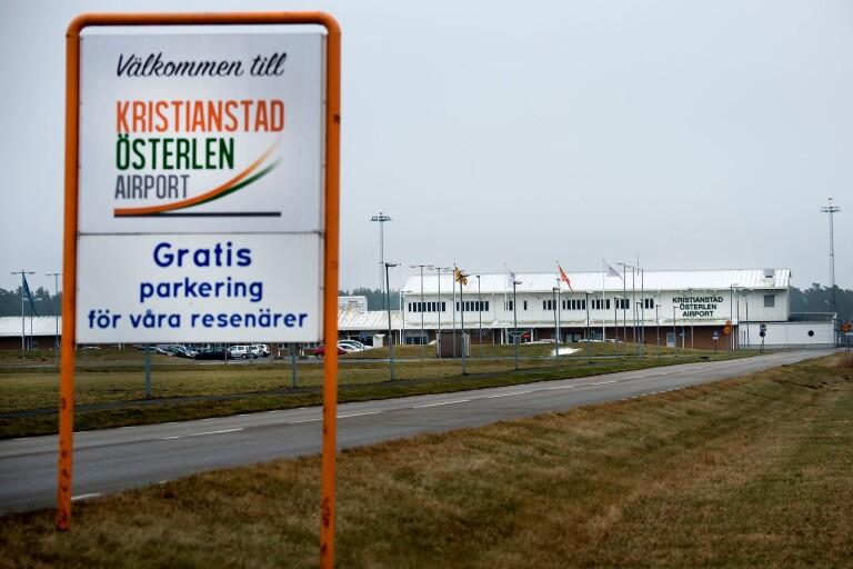 Flygplatsen kan få nytt miljonstöd från Region Skåne