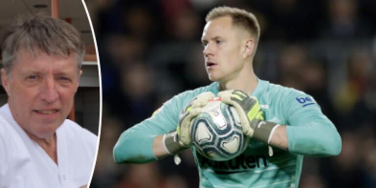 Tidigare Zlatan-läktaren ska rädda Barca-stjärnans knä