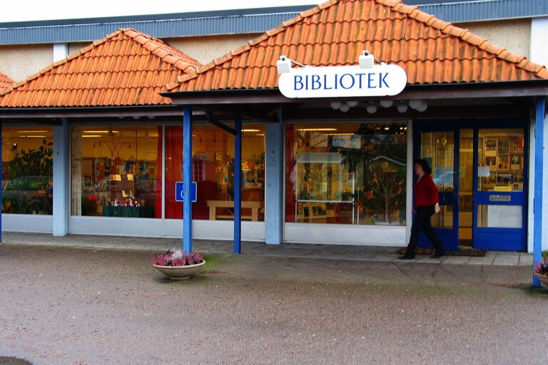 Torsås: Färre lånade böcker hittills i år