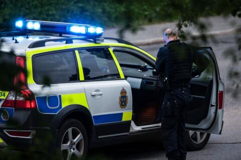 Rån mot butik i Kalmar