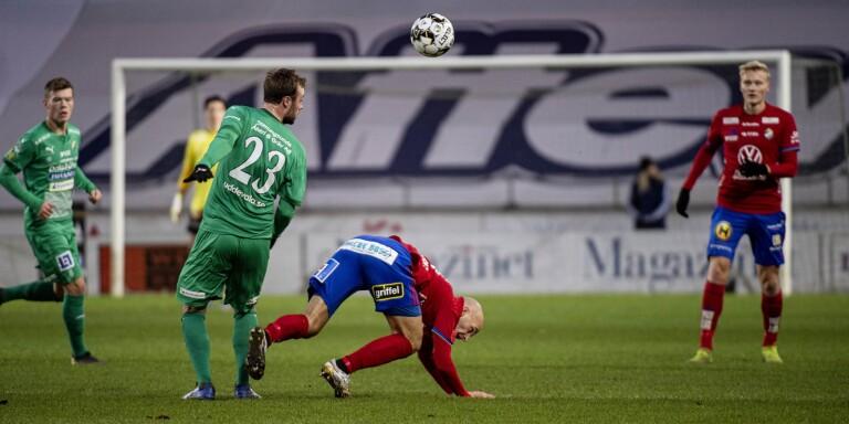 Dan Magnusson: Dåligt slut hemma på en bra säsong för Öster
