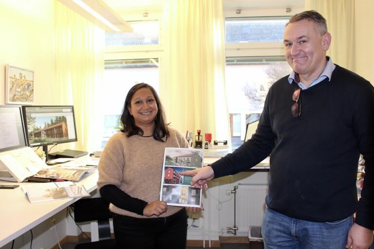 Nya lägenheter planeras i Löttorp – flera visar redan intresse