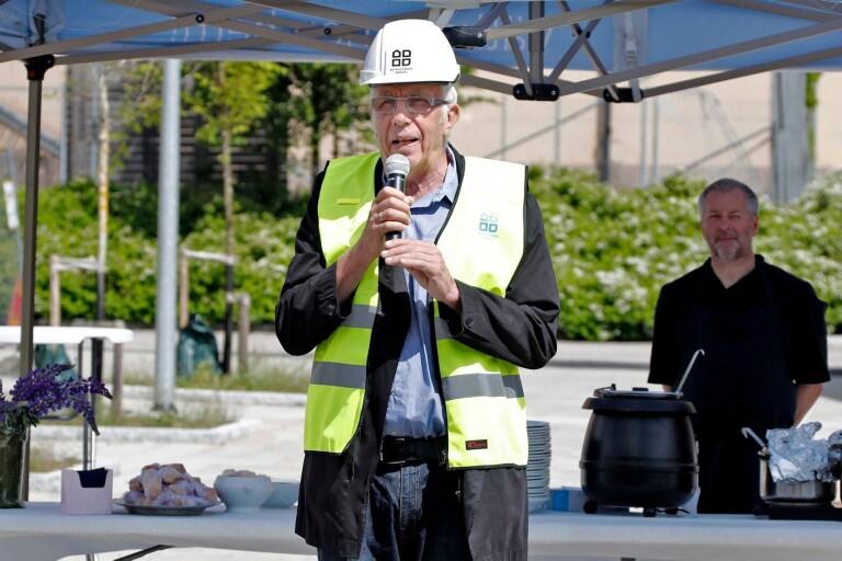 Irrelevant att peka ut Roland Andersson som S-politiker
