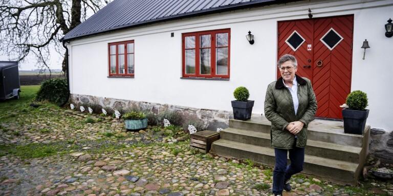 Caroline Wingårdh driver Bed & Breakfast men vill även ha jourhem för barn