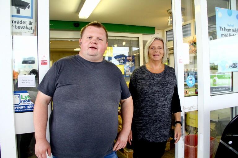 De tar över butiken vid Preem i Söderåkra
