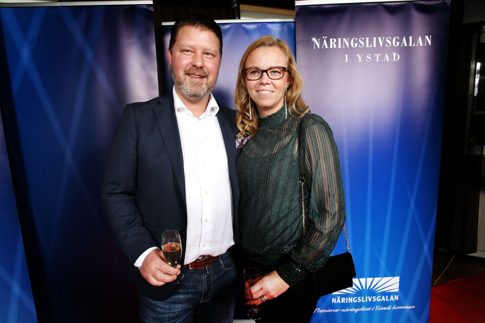 Mattias Forsman och Susanna Thuresson, Sparbanken syd