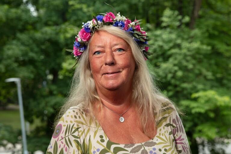 Ingrid Walls starka hyllning till dottern som mördades på en ubåt.