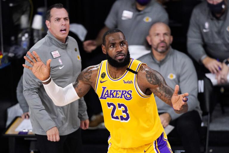 James allt närmare tionde NBA-finalen