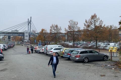 Höghastighetsbanan väcker frågor om ny stations placering