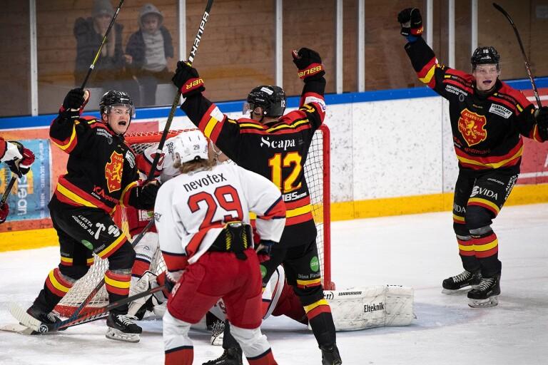 Alvesta SK tar emot Sölvesborg på onsdagen. Minhockey sänder matchen.