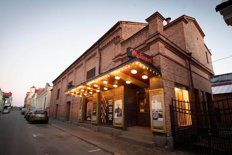 Klassisk biograf kan bli byggnadsminne