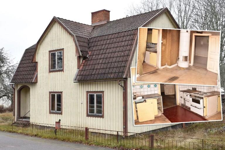 KLICKTOPPEN: Prislappen för hetaste villan i länet: 45 000