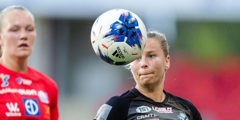 Växjö DFF nollade Uppsala och tog tre viktiga poäng