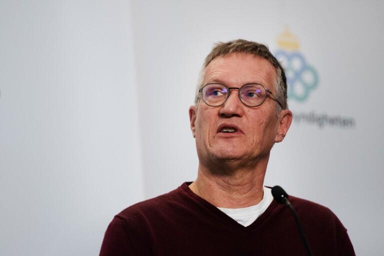 Enestubbe: Tegnell är en fyr, ingen politiker – när ska svensk fotboll fatta det?