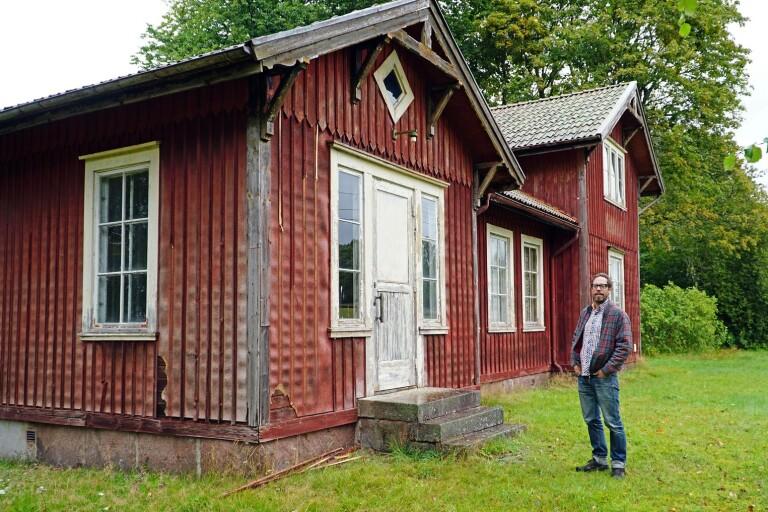 Torpåkra station vann rödfärgspriset