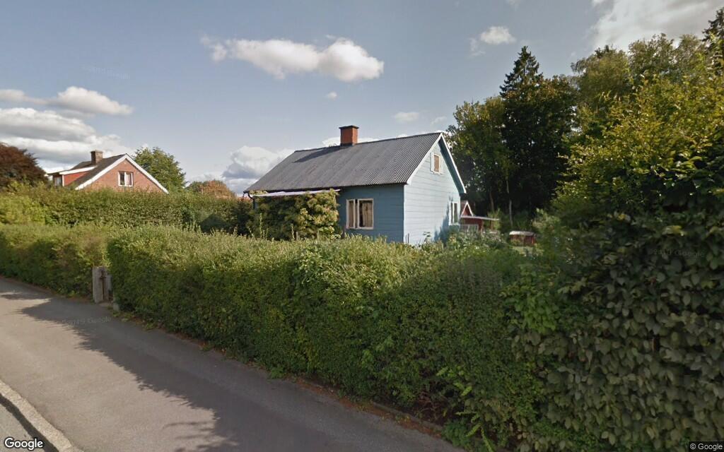 65 kvadratmeter stort hus i Sibbhult sålt för 317000 kronor