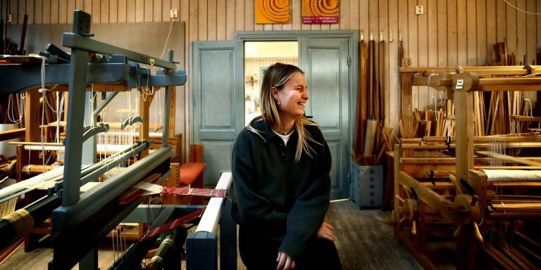 Hantverk och konstnärskap går hand i hand på Capellagården