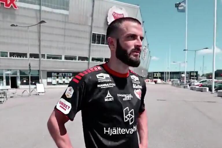 Kalmar FF byter utseende – blir svarta på bortaplan