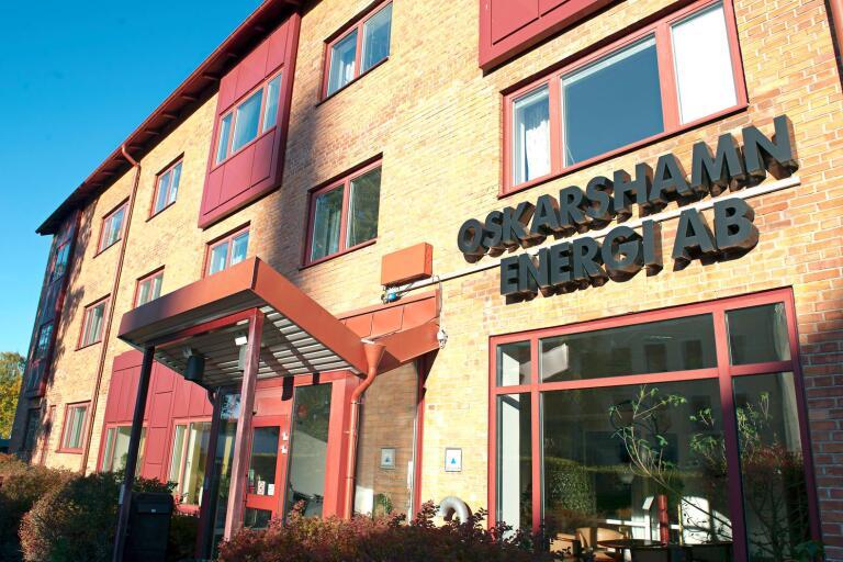 Oskarshamn Energi, som ägs av Oskarshamns kommun och Eon, båda är hälftenägare, satsar allt mer på förnybart.