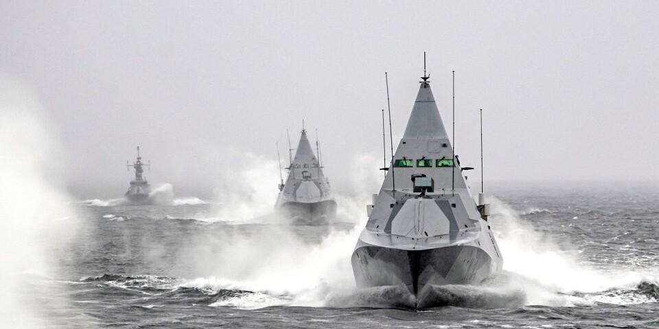 Det är vår förmåga att skapa kontroll till sjöss och att förneka angriparen detsamma som avgör hur vi kan styra vårt och en angripares nyttjande av havet, skriver Bo Rask.