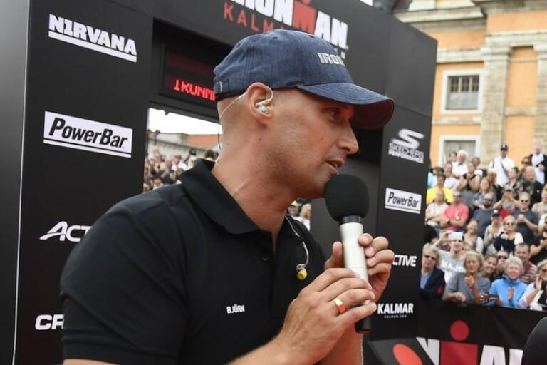 """Ironmanspeakern: """"Alla känslor måste få vara välkomna"""""""