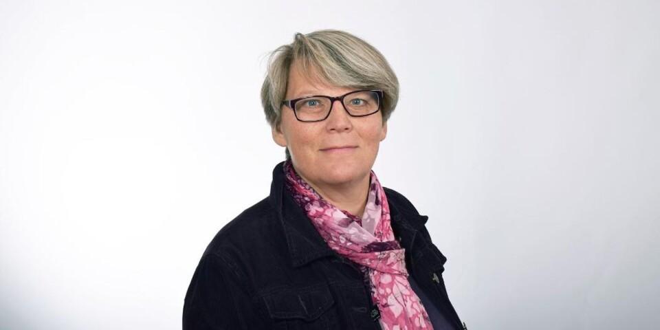 Inga-Lill Bengtsson, redaktör Kb Mosaik.