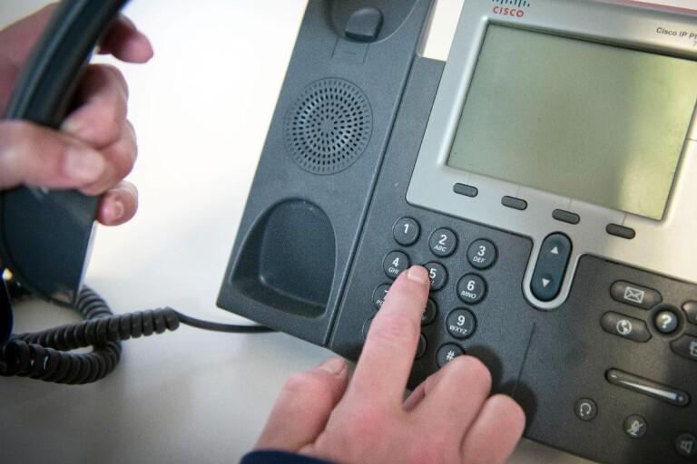 """Telefonhotad av chefen: """"Ska spräcka ditt käkben"""""""