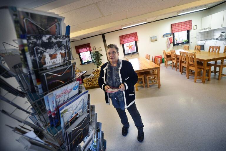 Anneli Söderdahl, Bromölla camping och vandrarhem. Arkivbild.