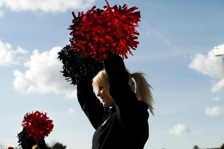 Cheerleading är numer med i RF-familjen.