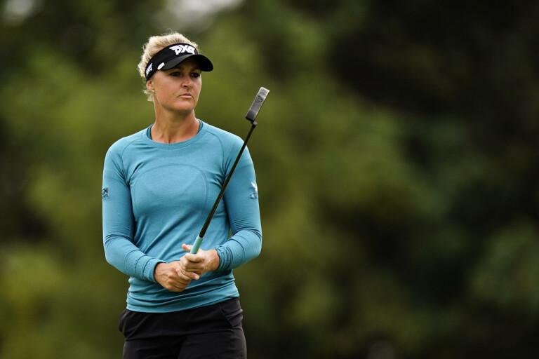Nordqvist bästa svenska på LPGA i Texas