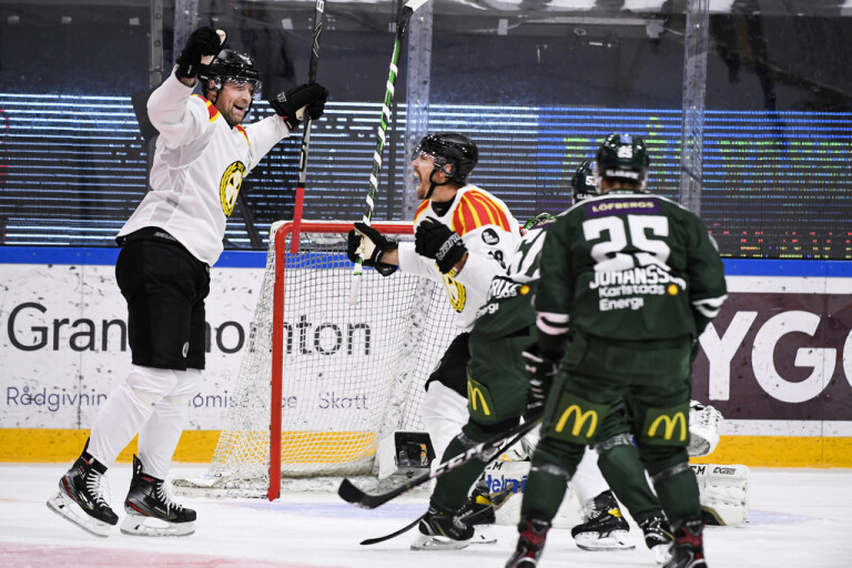 Berglund bakom Brynäs seger