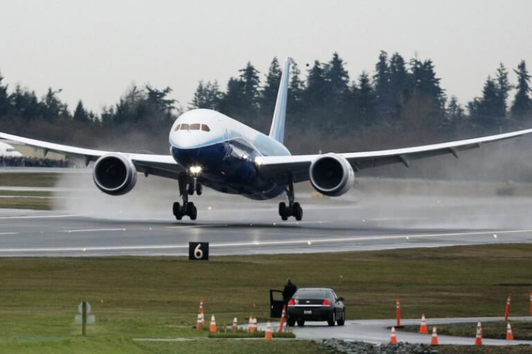 Högt tryck på flyg till... ingenstans