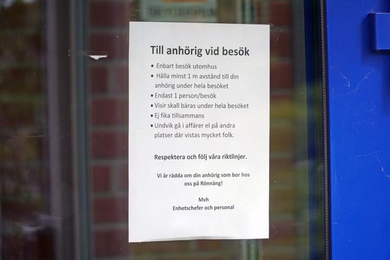 """Kommunens vädjan efter problemen: """"Respektera besöksreglerna"""""""
