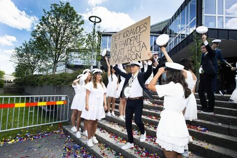 2020 – året då studenten tog en helt ny vändning