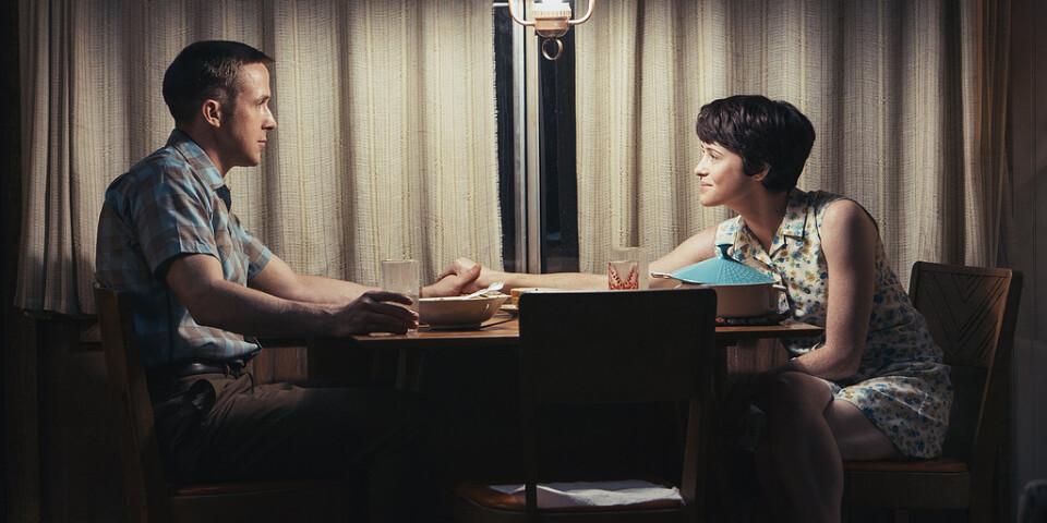 """I filmen """"First man"""" möter vi Neil Armstrong, spelad av Ryan Gosling, både under färden till månen och på hemmaplan. Pressbild."""