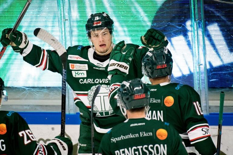 Tingsryds tidigare målspruta lämnar Hockeyallsvenskan