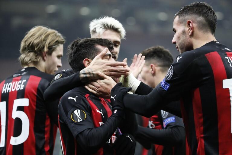 Milan vände, vann och säkrade slutspel