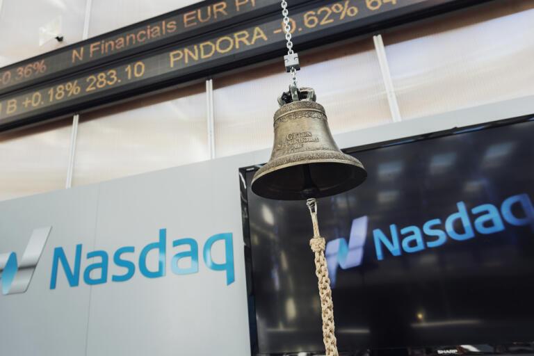 Uppåt på börsen i öppningen. Arkivbild.