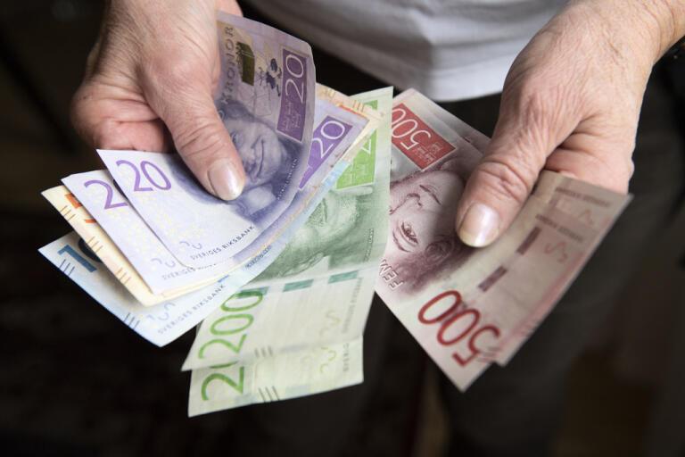 Marknadsföring av lån ska vara måttfull. Arkivbild.