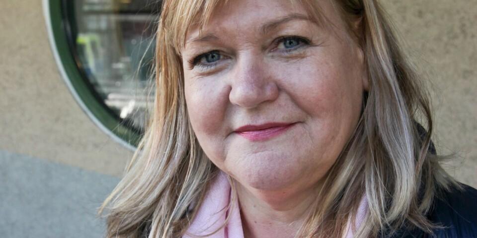 Ingrid Carlqvist, arkivbild från 2012.