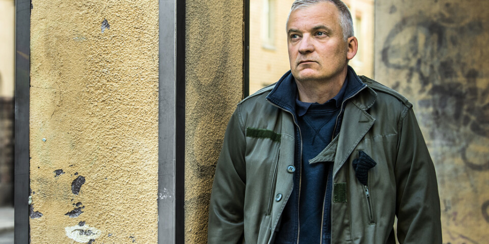 """""""Filmen handlar om erfarenheter som alla kan relatera till – familj, vänskap och framför allt förlust"""", säger David Aronowitsch om sin nya film """"Idomeni""""."""