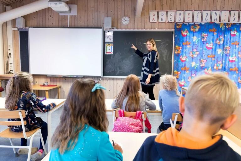Lärare ska hållas högt, inte hängas i sociala medier